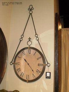 Carolyn Kinder Clock, IMAX Clock, Alexander Clock