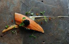 Cured Salmon Recipe With Wild Fennel - Great British Chefs Trout Recipes, Salmon Recipes, Seafood Recipes, Seafood Dishes, Burns Night Recipes, Cured Salmon Recipe, Great British Chefs, Recipes Appetizers And Snacks