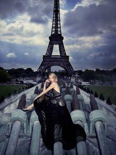 Layers and Layers of Glam, at the Eiffel Tower, Paris, France! Tour Eiffel, Tanya Dziahileva, Paris Tour, Luis Xiv, Arte Fashion, 2010s Fashion, Fashion Shoot, High Fashion, Reason To Breathe