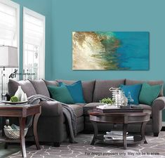 Living Room Decor Colors, Bedroom Wall Decor Above Bed, Bedroom Paint Colors Master, Wall Decor Bedroom, Trendy Living Rooms, Living Room Grey, Living Room Decor Gray, Master Bedroom Wall Decor, Rugs In Living Room
