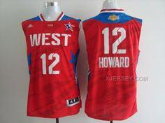 http://www.xjersey.com/2013-all-star-west-12-howard-red-jerseys.html 2013 ALL STAR WEST 12 HOWARD RED JERSEYS Only 35.01€ , Free Shipping!
