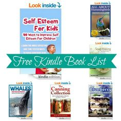 18 Kindle Freebies: All About Hummingbirds, Fermented Foods, The Unlikely Missionary, + More!
