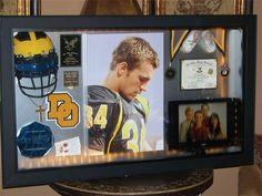 high school graduation shadow box - Google Search