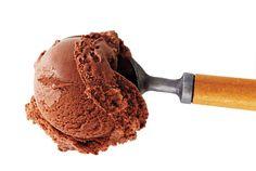 Dark and Delicious Chocolate Ice Cream recipe: 2 cups (500 mL) milk; 4 tsp (18 mL) cornstarch; 1-1/2 cups (375 mL) whipping cream, (35%); 2 oz (57 g) good-quality dark chocolate (70%), chopped; 3/4 cup (175 mL) granulated sugar; 1/2 cup (125 mL) cocoa powder; 1 tsp (5 mL) vanilla.