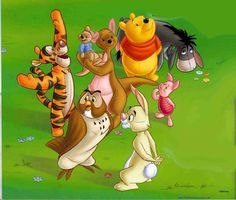 Your source for all things Winnie the Pooh since Winnie The Pooh Pictures, Tigger Winnie The Pooh, Winnie The Pooh Friends, Pooh Bear, Eeyore, Disney Cartoons, Disney Movies, Tinkerbell And Friends, Disney And Dreamworks