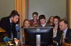 Grunnlovsjubileet for deg i skole og barnehage | Senter for IKT i utdanningen