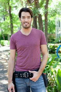 Jonathan Scott - and of course we can't forget Jonathan.  We need someone to come in and renovate to make the apartment look all spiffy.