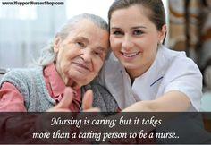 Especially geriatrics and long term care!