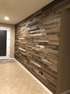 Reclaimed Barn Wood Wide Planks - 20 Square Feet / Yes- Peel and Stick Adhesive : Reclaimed Barn Wood 3 Wide Planks 20 Square Feet / Bar Deco, Rustic Wood Wall Decor, Wood Wall Design, Distressed Wood Wall, Rustic Walls, Wood Plank Walls, Barn Wood Walls, Wood Bedroom Wall, Bedroom Rustic