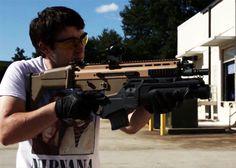 Lancer Tactical Grenade Launcher Review