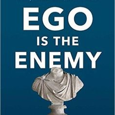 Ryan Holiday on Ego is the Enemy by EconTalk