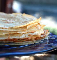 Crepes, Breakfast Recipes, Ethnic Recipes, Food, Pancakes, Essen, Yemek, Eten, Meals