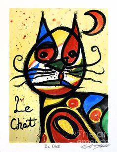 Le Chat - Chris Mackie