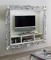 Vogue TV stand by Le Monde by Santarossa Spa - Lcd tv stands, Sitting room furniture, Modern tv stand, Screen support table