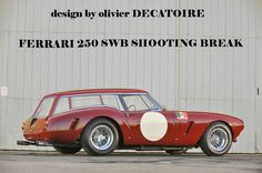FERRARI 250 SWB shooting break