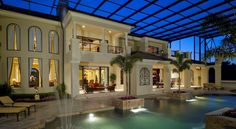 Luxury Pools and Spas Photo Gallery