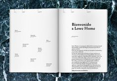 Lowe Home on Behance