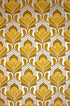 gold art nouveau
