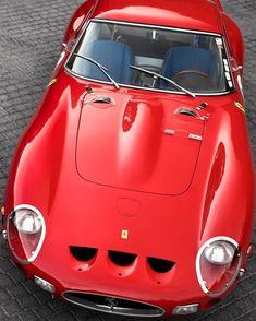 250 GTO (1962 à 1964)