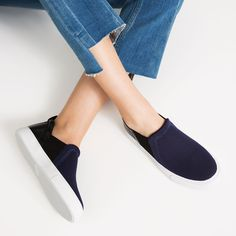 ELASTICATED MESH SNEAKERS-Sneakers-SHOES-WOMAN | ZARA United States