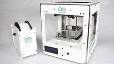 Arduino presenta su primera impresora 3D de diseño libre