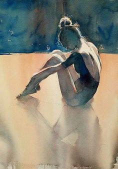 Watercolor Kazuo Kasai                                                                                                                                                                                 More