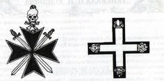 The West Russian Volunteer Army badges