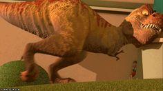 T-Rex Hunting Problems
