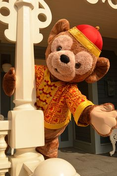 Duffy in Chinese New Year