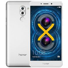 Honor 6X disponible en maxmovil Vía @maxmovil