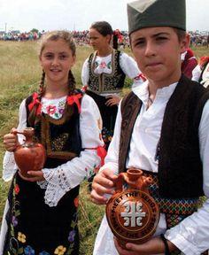 Serbian kids