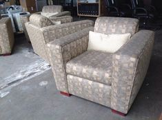 Lucite Desk, Armchair, Display, Furniture, Home Decor, Acrylic Table, Sofa Chair, Floor Space, Single Sofa