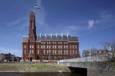 Gebouw de Rode Olifant in Den Haag - foto: Spaces
