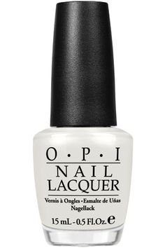 """Don't Touch My Tutu! - OPI Spring - from REFINERY29 blog"