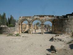 Hierápolis - Pamukkale, Turquia, Turkey