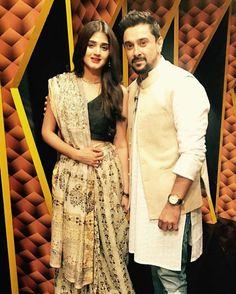 Beautiful Pakistani Couple Hira and Mani! ❤ #PakistaniActresses #PakistaniCelebrities  ✨