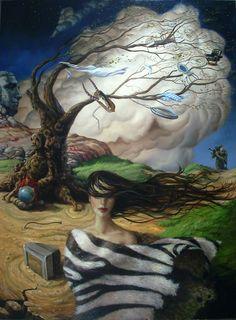 surrealism art by Vincent Cacciotti                                                                                                                                                                                 More