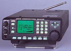 AOR AR8600MarkII compact desktop/mobile wideband radio receiver