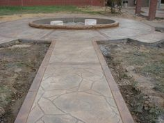 more stamped concrete @ do it yourself home ideas | diy projects ... - Patio Cement Ideas