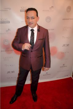 Anthony Rubio attends United Against Ebola Benefit the Landmark on the Park  Anthony Rubio had the pleasure of attending United Against Ebola Benefit held at the Landmark on the Park. The fundraiser was emceed by actor Isaiah Washington and Kim Porter (Diddy) and had a performance by Zelma Davis (C+C Music Factory) and a 30 look fashion show by Irina Shabayeva (Project Runway winner).