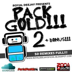 descarga Pack Gold 2 – Royal Deejay ~ pack de musica remix | La Maleta DJ gratis online