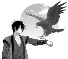 Akatsuki no yona,hak,anime,manga All Anime, Me Me Me Anime, Anime Guys, Manga Anime, Anime Art, Yona Akatsuki No Yona, Anime Akatsuki, Manga Boy, Fille Anime Cool