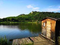 10 kevésbé ismert, csodaszép tó Magyarországon, ahol soha nincs tömeg Soho, Cabin, House Styles, Home Decor, Decoration Home, Cabins, Cottage, Interior Design, Home Interior Design