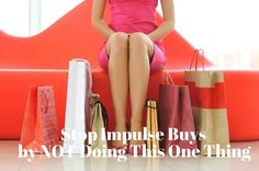 Stop Impulse Buys by NOT Doing This One Thing | Apartment Therapy