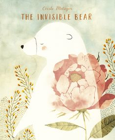 The Invisible Bear Book Club Books, New Books, Love Book, This Book, The Piano, Friend Together, Feeling Invisible, Unlikely Friends, Emotional Child