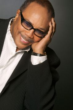 Quincy Jones To Receive 'Desi Arnaz Pioneer Award' At Latin Songwriters Hall Of Fame 2015 La Musa Awards Quincy Jones, Desi Arnaz, People Of Interest, Jazz Musicians, We Are The World, Celebs, Celebrities, Record Producer, Swagg