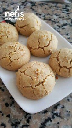 Tahinli Kurabiye – Nefis Yemek Tarifleri – Tahini Cookies to the the Yummy Recipes, Sweet Crepes Recipe, Good Food, Yummy Food, Crepe Recipes, Cookies, Tahini, Fresh Vegetables, Food Items
