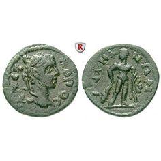 Römische Provinzialprägungen, Mysien, Germe, Severus Alexander, Bronze, ss: Severus Alexander 222-235. Bronze 20 mm. Kopf r. mit… #coins