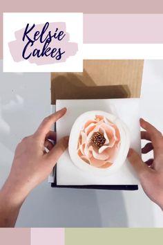 Diy Wedding Cake, Elegant Wedding Cakes, Wedding Cake Toppers, Open Rose, Blush And Gold, Sugar Flowers, Gum Paste, Grocery Store, How To Make Cake