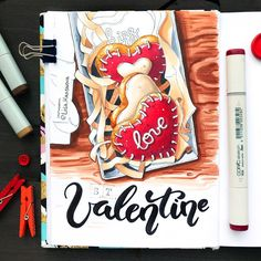 315 отметок «Нравится», 7 комментариев — Lisa Krasnova (cha0tica) (@lisa.krasnova) в Instagram: «Preparing for Saint Valentine's day ♥️ Готовлюсь к Дню Святого Валентина :) А вы готовитесь к моему…»